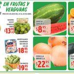 Ofertas HEB Frutas y Verduras del 23 al 29 de abril de 2019