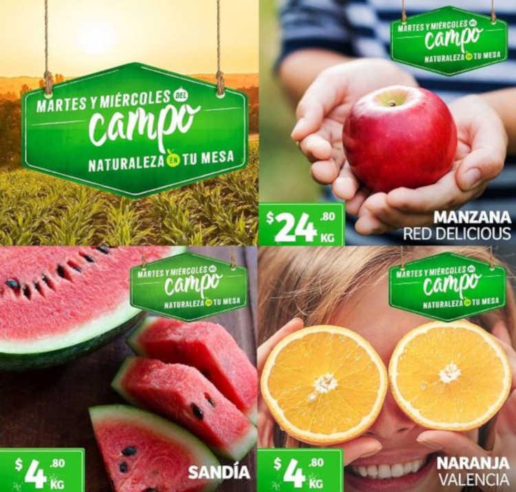 Ofertas Mega Soriana Martes y Miércoles del Campo 16 y 17 de abril 2019
