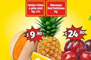 Ofertas Soriana Mercado y Express frutas y verduras 10 y 11 de abril 2019