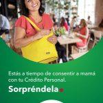 Promoción Día de las Madres Banco Azteca: bolsa de regalo al contratar un crédito personal