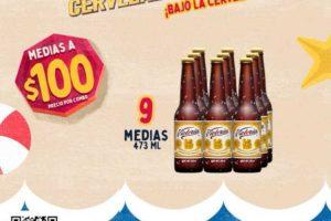 Promoción Modelo Cervezazo 2019: Corona, Victoria y Modelo a $100