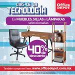 Ofertas Office Depot Días de Tecnología 29 y 30 de abril 2019