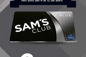 Sams Club - Folleto de ofertas Plus Week del 4 al 12 de abril 2019