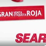 Sears Venta Nocturna de Etiqueta Roja del 12 al 15 de abril del 2019