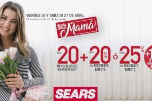 Sears – Venta Especial Día de las Madres 2019
