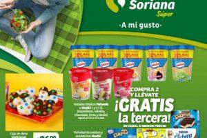 Folleto de Ofertas Soriana Súper del 26 de Abril al 02 de Mayo 2019