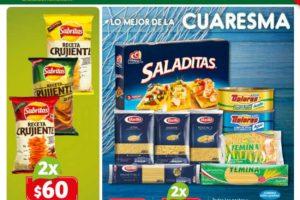 Soriana Súper: Folleto de ofertas y promociones al 11 de Abril 2019