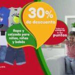 Soriana Híper y MEGA Soriana: 30% de descuento en ropa y calzado para niños, niñas y bebés