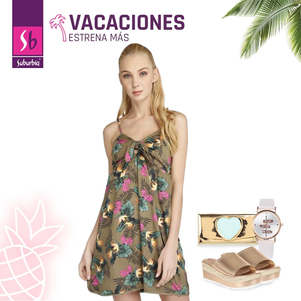 Suburbia: Ofertas Vacaciones 2019 trajes de baño a $190