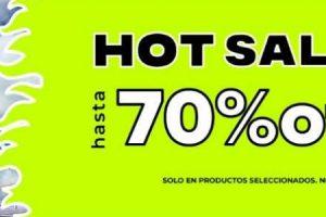 Ofertas Todomoda Hot Sale 2019: 70% de descuento en productos seleccionados