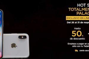 Hot Sale 2019 en Palacio de Hierro Hasta 50% de descuento + 18 msi