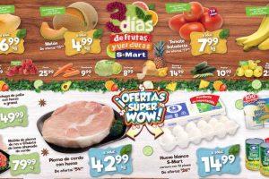 Frutas y Verduras S-Mart del 21 al 23 de Mayo de 2019