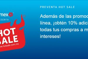 Hot Sale 2019 CitiBanamex: Preventa Banamex 24 horas antes del HotSale