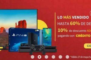 Promociones Hot Sale 2019 en Elektra hasta 60% de descuento