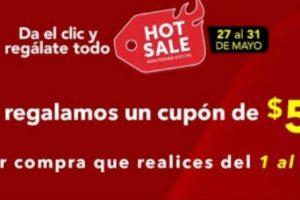 Soriana Hot Sale 2019 Cupón $500 de descuento en compras del 1 al 25 de mayo