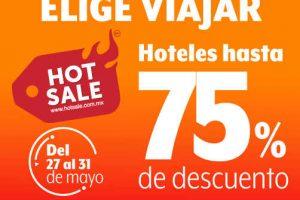 Ofertas BestDay Hot Sale 2019: Hasta 75% de descuento en hoteles + msi