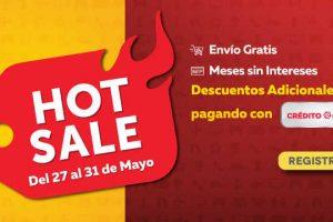 Ofertas Elektra Hot Sale 2019: Descuentos, msi y envío gratis