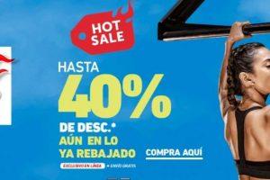Ofertas Hot Sale 2019 en Martí 40% de descuento en lo ya rebajado