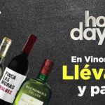 Ofertas Superama Hot Sale Days 2019: 3x2 en vinos y licores