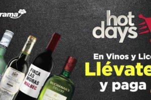Ofertas Superama Hot Sale Days 2019: 3x2 en vinos y licores