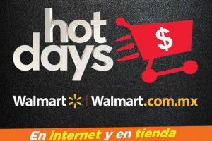 Ofertas Walmart Hot Days 2019: Promociones y precios irresistibles