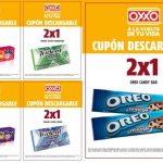 OXXO: Promociones y cupones de 2×1 en varios productos Mayo 2019