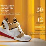El Palacio de Hierro: Días Amarillos Día de las Madres 3 al 5 de mayo 2019