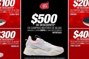 Promociones Hot Sale 2019 en Price Shoes Hasta $500 de descuento en compras de $1,200