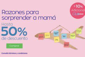 Promociones Interjet Día de las Madres: hasta 50% de descuento en vuelos