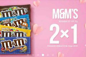 Promociones 7-Eleven: 2x1 en chocolates Día de las Madres 10 de mayo 2019