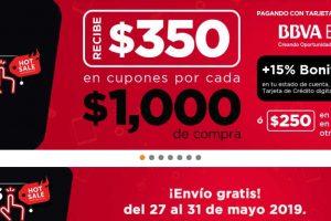 Promociones Chedraui Hot Sale 2019 del 27 al 31 de mayo