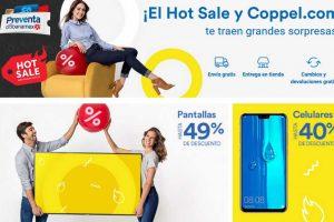Promociones Coppel Hot Sale del 26 al 31 de mayo 2019