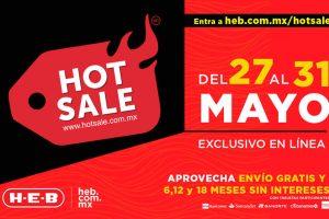 Promociones de Hot Sale 2019 en HEB