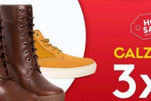 Ofertas Hot Sale 2019 en Promoda 3×2 en calzado