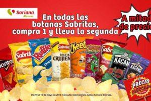 Soriana Mercado y Express: Ofertas fin de semana 10 al 13 de Mayo 2019