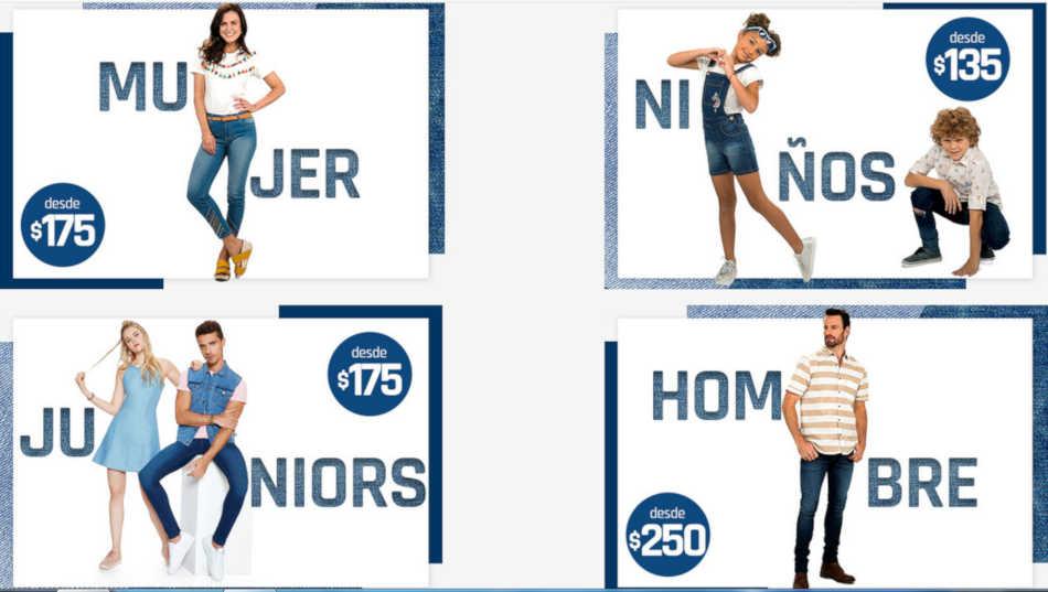 Suburbia Jeansmania 2019: Jeans para toda la familia desde $135