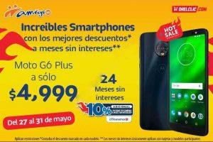 Promociones Telcel Hot Sale 2019: Hasta 40% de descuento en celulares