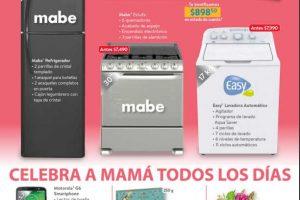 Walmart: Catálogo de ofertas Día de las Madres del 1 al 12 de Mayo 2019