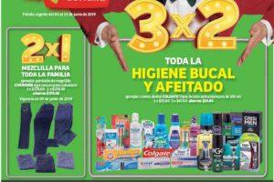 Folleto Julio Regalado 2019 en Soriana Híper y Mega del 5 al 13 de junio