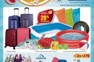 Folleto de ofertas Chedraui Vacaciones de Verano del 27 de junio al 7 de julio 2019