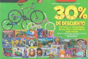 Folleto de ofertas Soriana Julio Regalado del 28 de junio al 4 de julio 2019