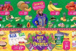 Frutas y Verduras S-Mart del 14 al 16 de Mayo de 2019