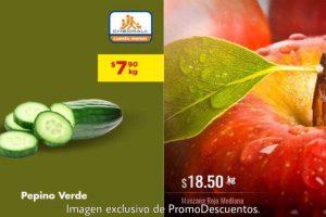Frutas y Verduras Chedraui 18 y 19 de junio 2019