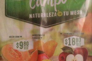 Frutas y Verduras Soriana 18 y 19 de junio 2019