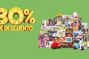 Julio Regalado 2019: 30% de descuento en juguetería, montables y bicicletas