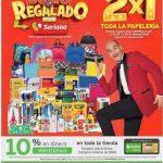 Julio Regalado 2019 en Soriana: 2x1 en toda la Papelería