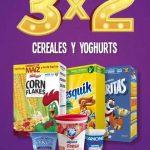 Julio Regalado 2019 en Soriana: 3×2 en todos los Cereales y Yoghurts