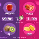 La Comer: Miércoles de Plaza Frutas y Verduras 12 de junio de 2019