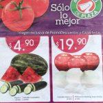 La Comer: Miércoles de Plaza Frutas y Verduras 19 de Junio de 2019
