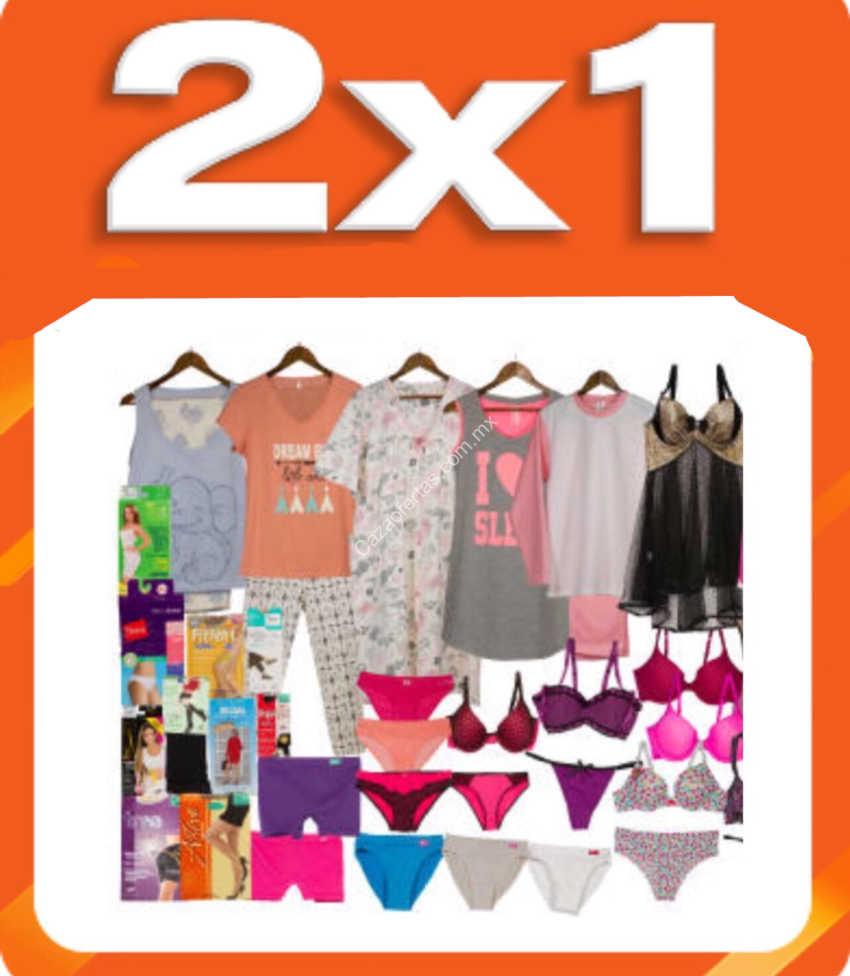 La Comer Temporada Naranja 2019: 2×1 en lencería, corsetería, medias y pijamas